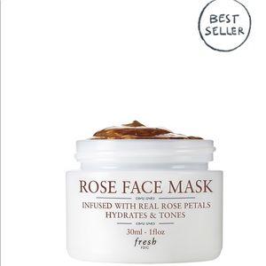 Fresh Rose Face Mask New!